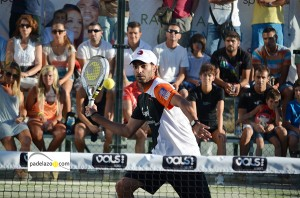 cutu perez 3 padel final 1 masculina torneo diario sur vals sport consul malaga julio 2013