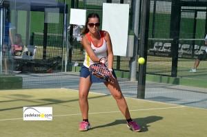 davinia rosales 2 padel 3 femenina torneo padel jarana torremolinos julio 2013