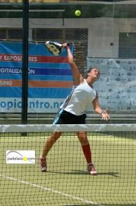 marta sanchez 3 padel 2 femenina torneo miraflores sport club junio 2013