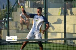 pablo herrera 5 final 1 masculina Torneo Malakapadel Fnspadelshop Capellania julio 2013