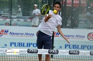 ruben garcia 3 padel 3 masculina torneo diario sur vals sport consul malaga julio 2013
