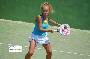 sandra montilla 5 padel 2 femenina Torneo Malakapadel Fnspadelshop Capellania julio 2013