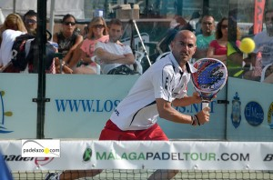 sergio beracierto padel 1 masculina 3 prueba malaga padel tour vals sport consul junio 2013