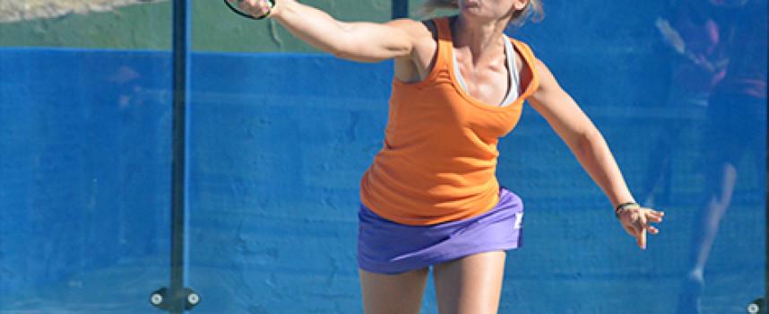El pádel toma impulso de nuevo en el Club de Tenis Málaga