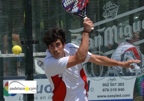 antonio marquez 4 padel 2 masculina 3 prueba malaga padel tour vals sport consul junio 2013