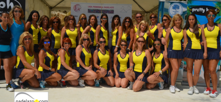 La Liga Femenina Padelazo cierra su temporada con la gran fiesta del pádel de mujeres en Málaga