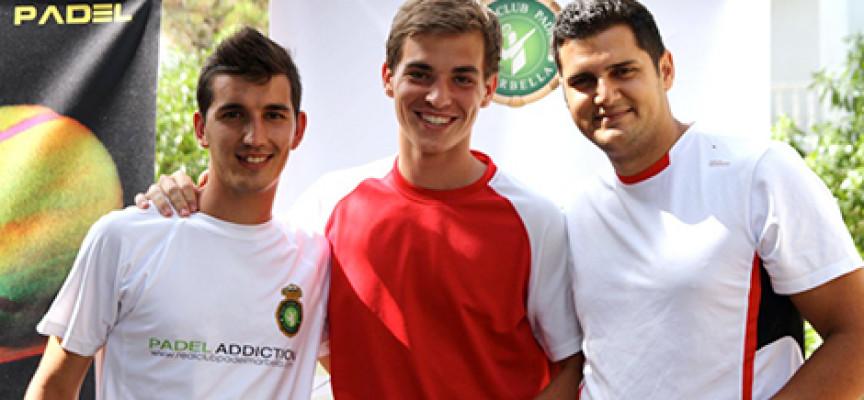 Pasión por el espectáculo en el último Open de Verano del Real Club Pádel Marbella