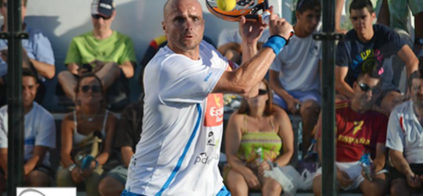 Juanjo Gutiérrez y Cutu Pérez anticipan la llegada del World Padel Tour a Málaga con un gran triunfo en el Torneo Diario Sur