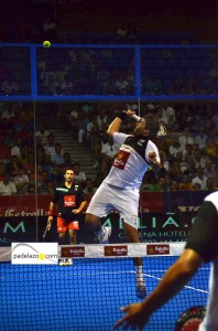 cristian gutiérrez cuartos final world padel tour malaga vals sport consul julio 2013