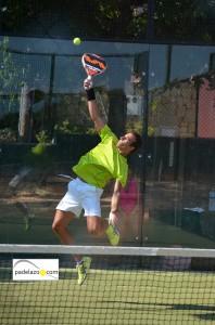 Javier Santos 3 padel 4 masculina torneo club el mirador marbella agosto 2013