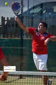 Jose Maria padel Mixta torneo club el mirador marbella agosto 2013