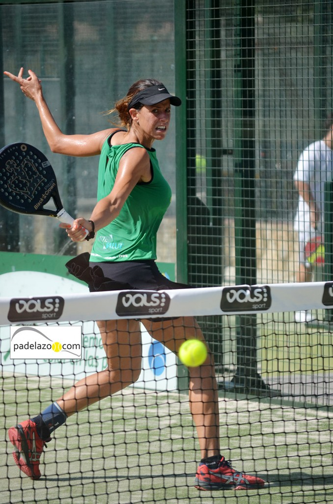 Marta Marrero 2013 world padel tour malaga