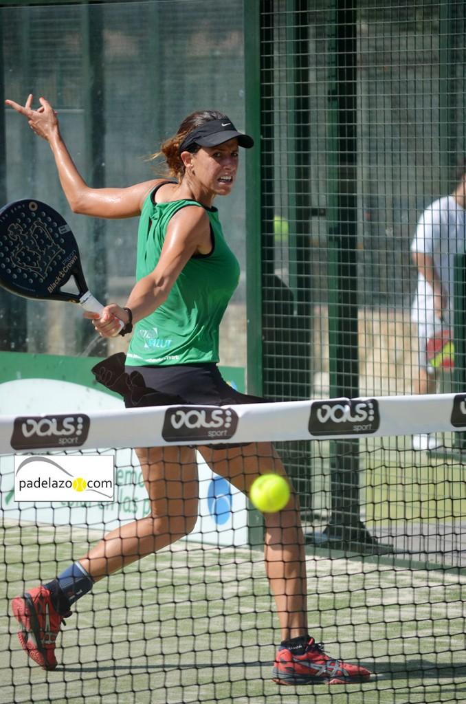 Marta Marrero 2013 world padel tour malaga
