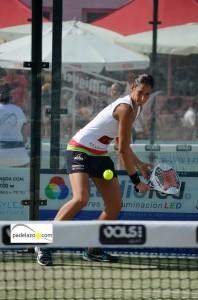 Sanchez Alayeto previa femenina world padel tour malaga vals sport consul julio 2013