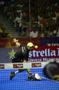 jordi muñoz semifinal world padel tour malaga 2013