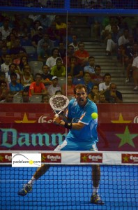 juan martin diaz cuartos final world padel tour malaga vals sport consul julio 2013