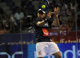 Lima y Mieres elevan su juego hasta la cumbre tras imponerse en el mejor partido del World Padel Tour en Málaga