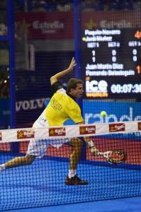 paquito navarro semifinal world padel tour malaga 2013
