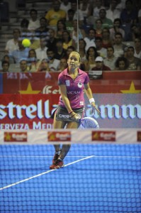 patty llaguno world padel tour malaga 2013