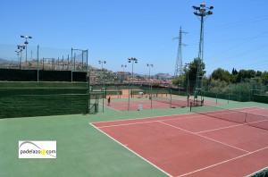 pistas tenis club tenis malaga