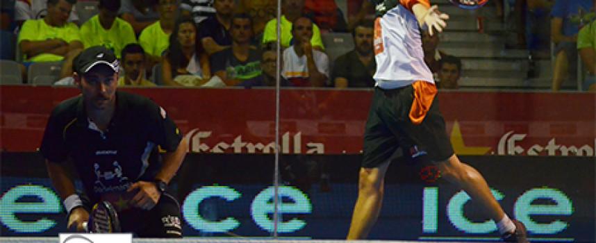 Los favoritos cumplen en Málaga y ya están en cuartos de final del Costa del Sol International Open