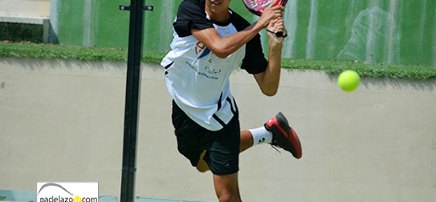 Manu Rocafort y José Carlos Gaspar ganan el duelo mental en su triunfo en el Torneo del Real Club Padel Marbella