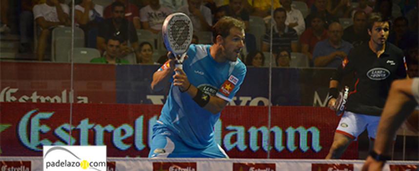 La noche de Málaga completa las semifinales del Costa del Sol International Open