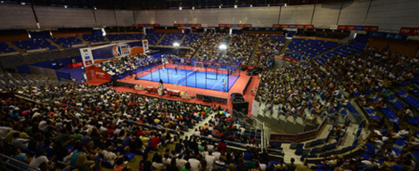 World Padel Tour sitúa al Costa del Sol International Open como el mejor torneo de 2013