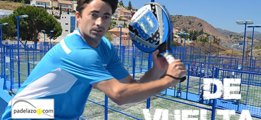 Willy Ruiz regresa al origen para impulsar el presente del Club de Tenis Málaga