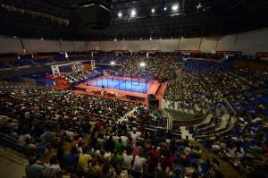 publico semifinal world padel tour malaga 2013