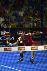 seba nerone semifinal world padel tour malaga 2013