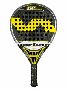 Palas de padel Varlion Lethal Weapon Carbon Hexagon Difusor de Pablo Lima.