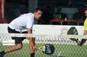 Javi Marquez 4 Torneo Scream Padel Casamar Racket Club Fuengirola septiembre 2013