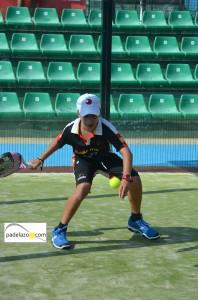 alex ramillete 3 alevin masculino campeonato de españa de padel de menores 2013 marbella nueva alcantara