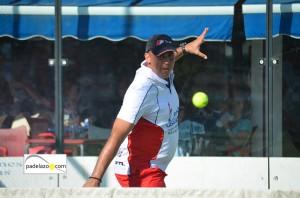 jose marmolejo 3 Torneo Scream Padel Casamar Racket Club Fuengirola septiembre 2013