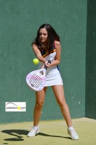maria beltran padel 4 femenina Open Padel club Matagrande Antequera septiembre 2013