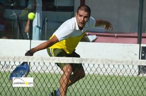miguel serrano 5 Torneo Scream Padel Casamar Racket Club Fuengirola septiembre 2013