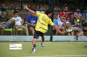 momo gonzalez 4 cadete masculino campeonato de españa de padel de menores 2013 marbella nueva alcantara
