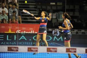 gemelas Sánchez Alayeto final femenina world padel tour granada septiembre 2013