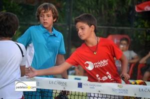 jugadores campeonato de españa de padel de menores 2013 marbella nueva alcantara