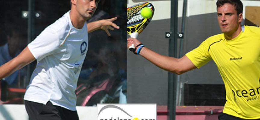 Javi Márquez y Javi Cárdenas exhiben lo necesario para dominar la 2ª del Torneo Scream Padel en Fuengirola