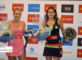 Carolina Navarro y Ceci Reiter fortifican su reinado con un triunfo en el World Padel Tour de Granada
