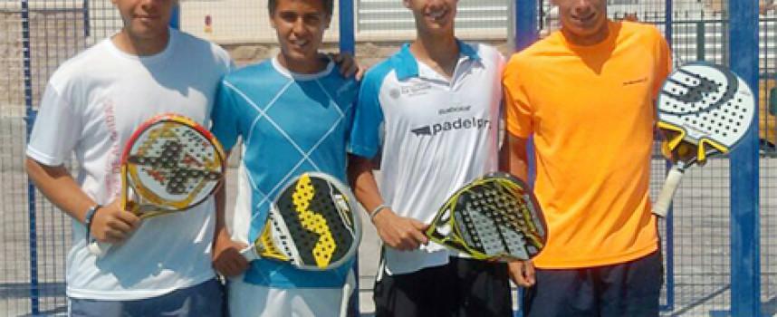 El Centro Deportivo La Quinta de Antequera despide el verano con un torneo de padel
