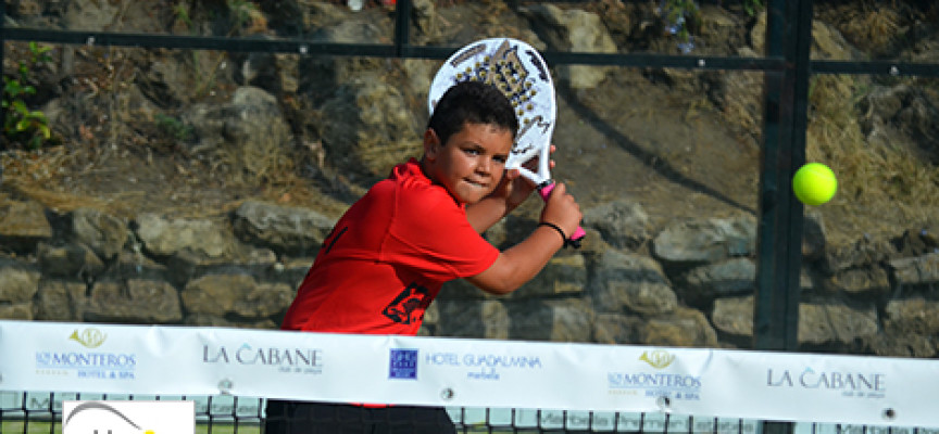 Fran Guerrero se corona en Marbella como el único malagueño campeón de España de Padel de Menores en 2013
