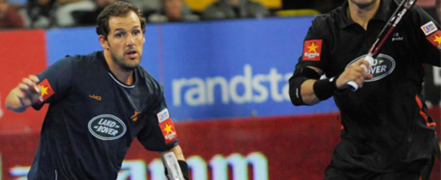 Juan Martín y Belasteguin sufren para conquistar su octava corona World Padel Tour en Bilbao