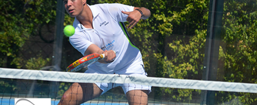 El espectáculo brilla bajo el sol de Antequera en el VIII Open de Padel Audiolis del club Matagrande