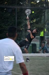 Nico Moral padel final de 1ª del torneo steel custom en fuengirola hotel myramar octubre 2013