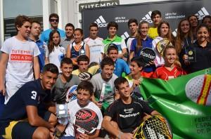 campeones master de padel de menores 2013 valencia tutempo octubre