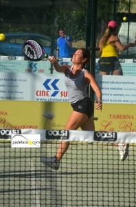 virginia andrade 2 padel 3 femenina resultados torneo clausura malaga padel tour vals sport consul octubre 2013