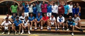 fin de liga padel nomadas costa del sol 2013